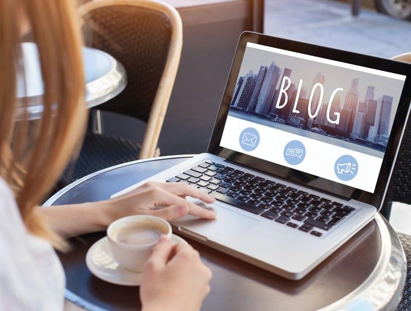 Wat schrijf je in een goede blog