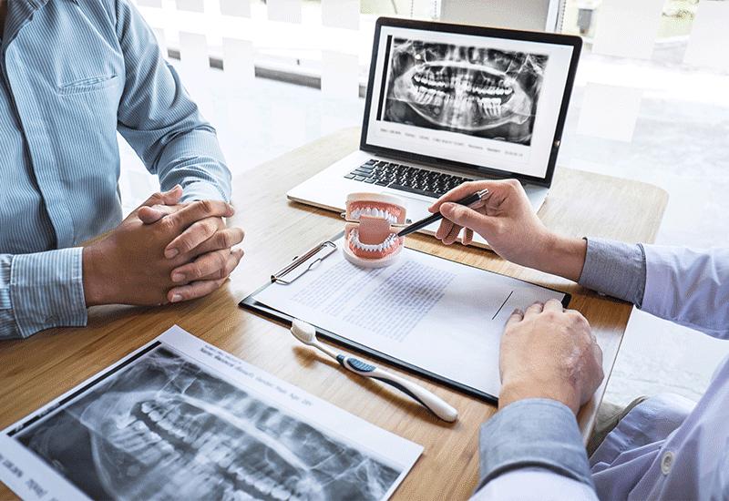 Medische content marketing voor tandartsen