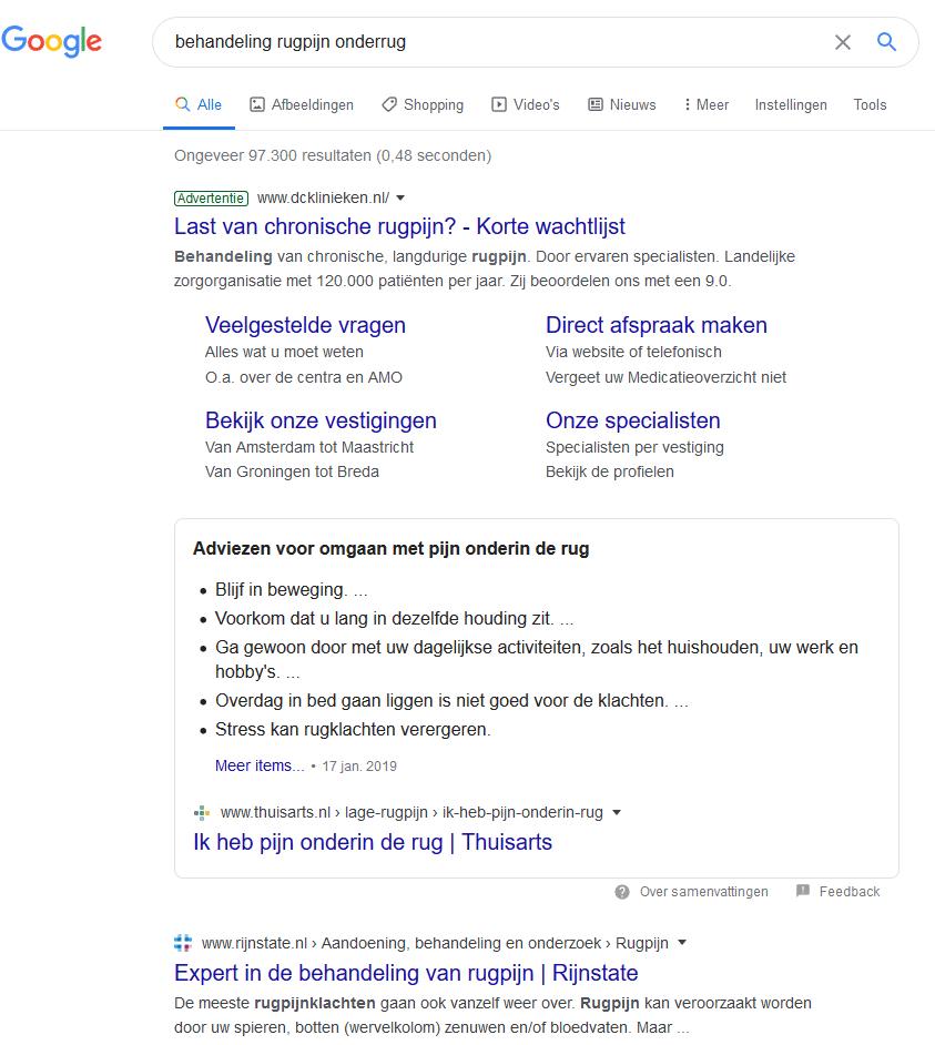 behandeling-rugpijn-onderrug-Google