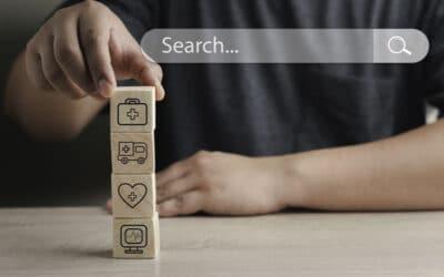 Zorgmarketing: Maak van je website een medische zoekmachine
