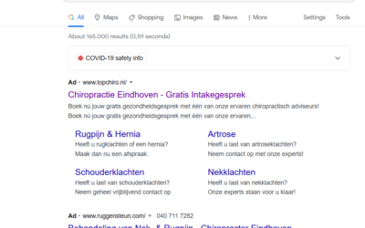 Google Ads for Chiropractors