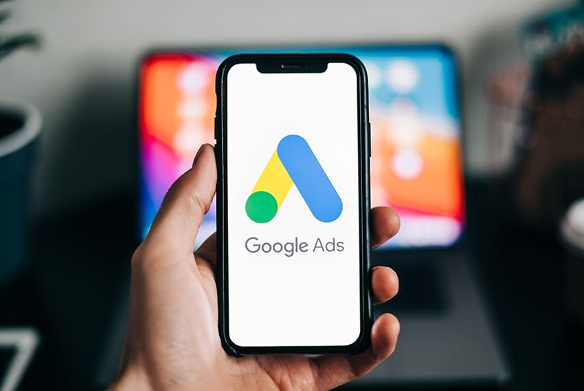 The best Google Ads texts for chiropractors
