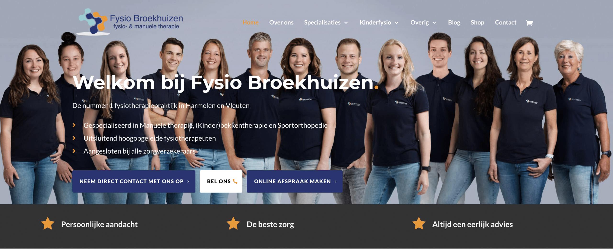 USP's website