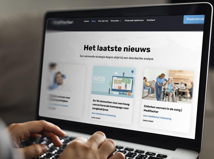 Blogpagina Medifactor