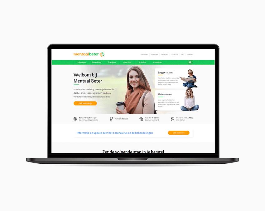 Website psycholoog