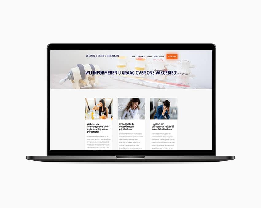 Blog artikelen chiropractie