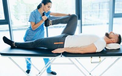 Online kansen voor gespecialiseerde oefentherapie
