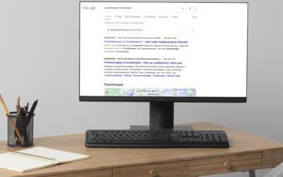 Hoe presenteren podologen en podotherapeuten zich met Google Ads