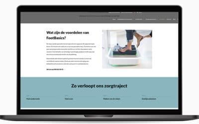Een goed converterende website voor podotherapeuten en podologen